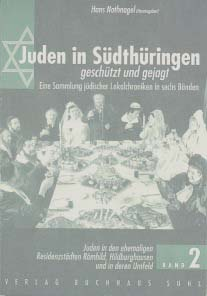 Volume 2 Jews in Southern Thuringia