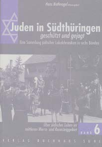 Volume 6 Jews in Southern Thuringia